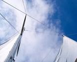 Double Masted Sailboat