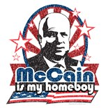 Mccain My Homeboy