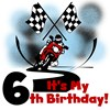 Racing Birthday