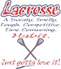 Lacrosse Sweat
