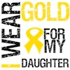 Wear Gold Ribbon
