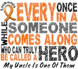 Support Leukemia Awareness Month Grunge Ribbon
