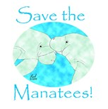 Manatee Mermaid Designs