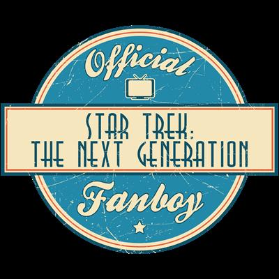 Offical Star Trek: The Next Generation Fanboy