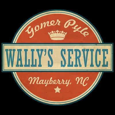 Wally's Service - Gomer Pyle