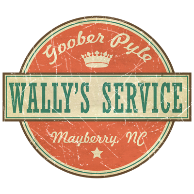 Wally's Service - Goober Pyle