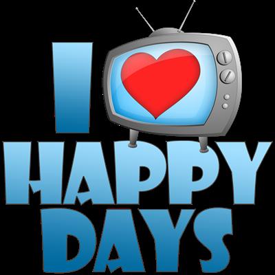 I Heart Happy Days