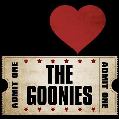I Heart The Goonies Ticket