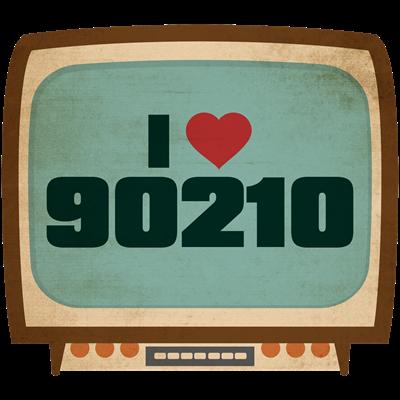 Retro I Heart 90210