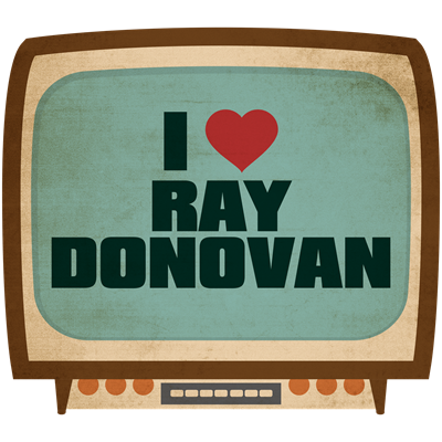 Retro I Heart Ray Donovan