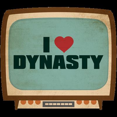 Retro I Heart Dynasty