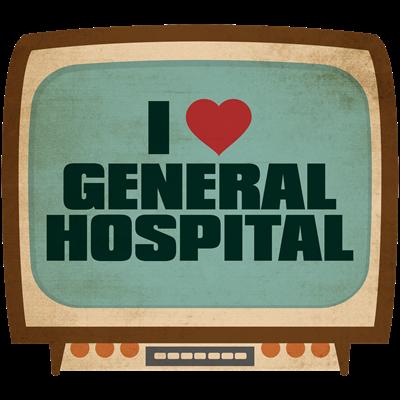 Retro I Heart General Hospital