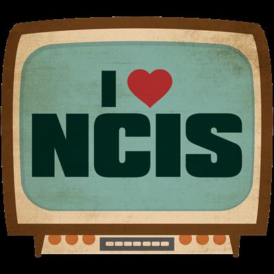 Retro I Heart NCIS