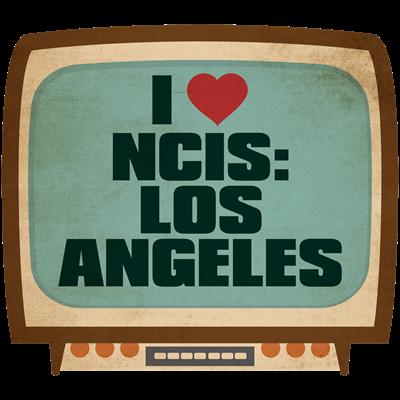 Retro I Heart NCIS: Los Angeles