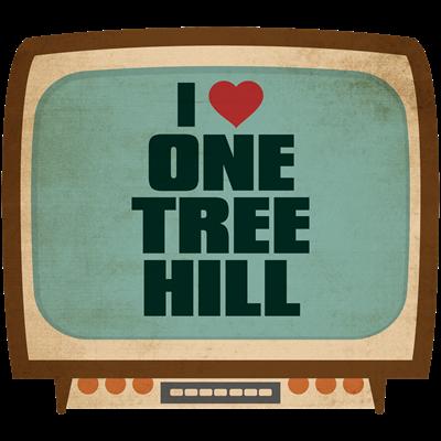 Retro I Heart One Tree Hill