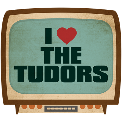 Retro I Heart The Tudors