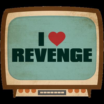 Retro I Heart Revenge