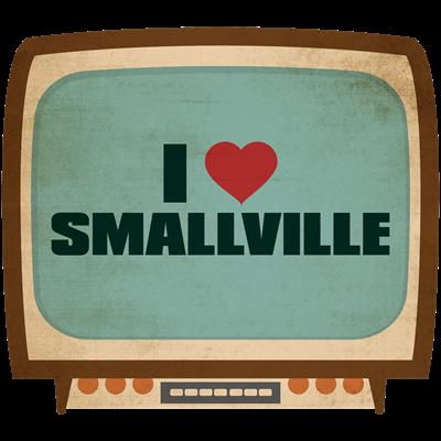 Retro I Heart Smallville