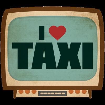 Retro I Heart Taxi