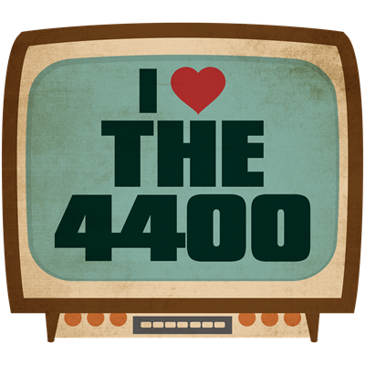 Retro I Heart The 4400