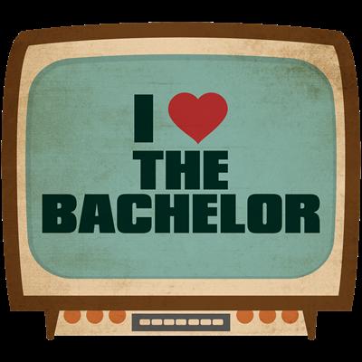 Retro I Heart The Bachelor