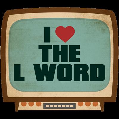 Retro I Heart The L Word