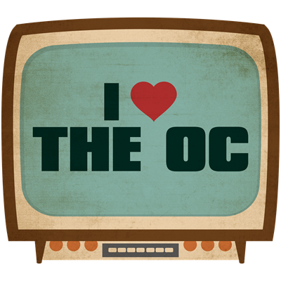 Retro I Heart The OC
