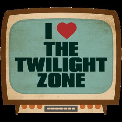 Retro I Heart The Twilight Zone