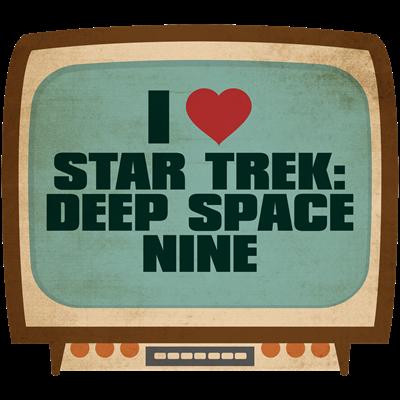 Retro I Heart Star Trek: Deep Space Nine