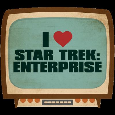 Retro I Heart Star Trek: Enterprise