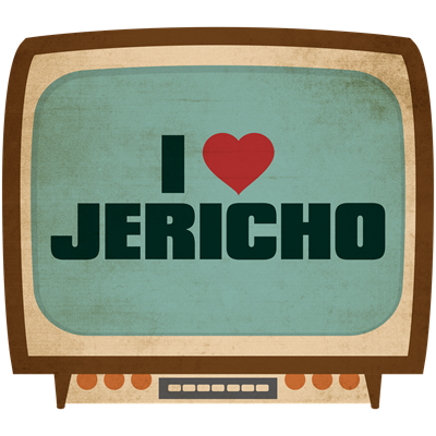 Retro I Heart Jericho