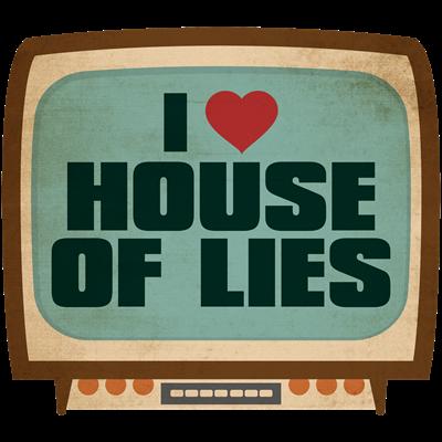Retro I Heart House of Lies