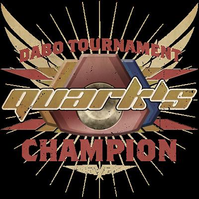 Vintage Quark's Dabo Champion