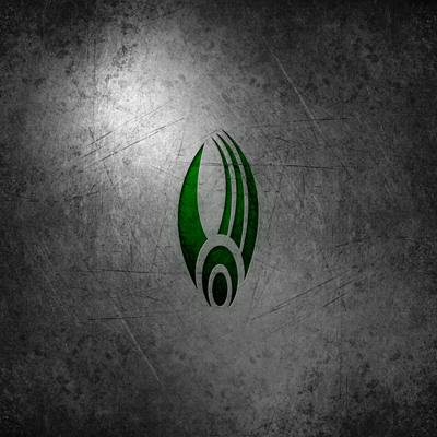 Metallic Borg Insignia