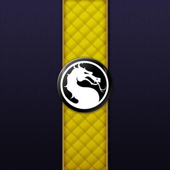 Mortal Kombat Logo - Scorpion Klassic