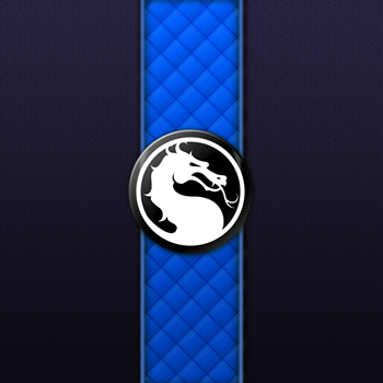 Mortal Kombat Logo - Sub-Zero Klassic