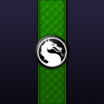 Mortal Kombat Logo - Reptile Klassic