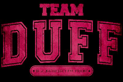 Pink Team Duff
