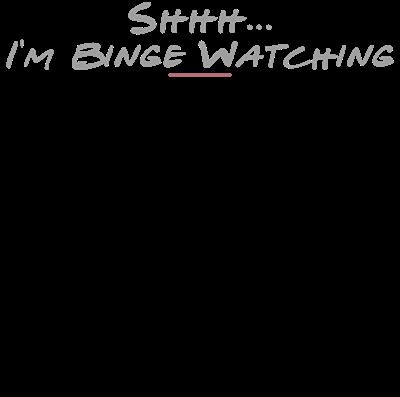 Shhh... I'm Binge Watching House of Lies