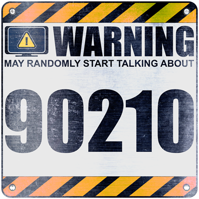 Warning: 90210