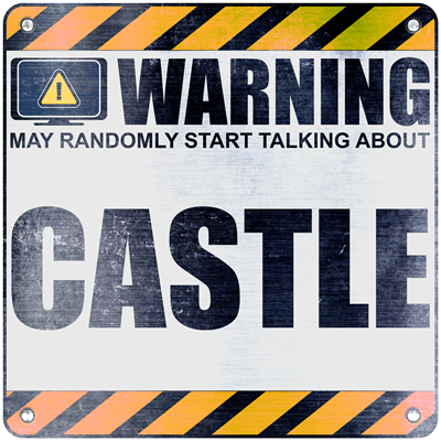 Warning: Castle