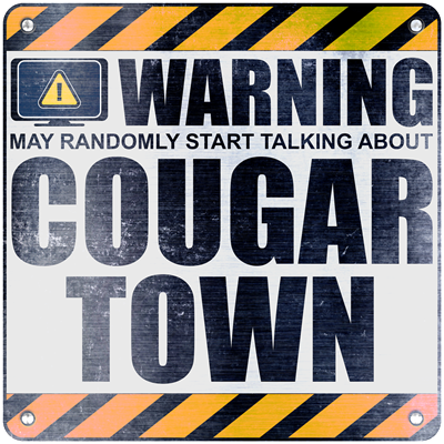 Warning: Cougar Town