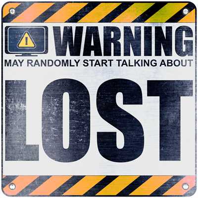 Warning: LOST