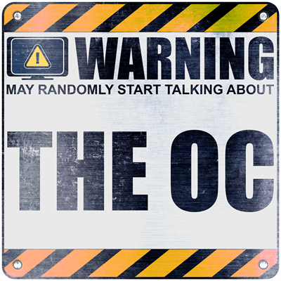 Warning: The OC