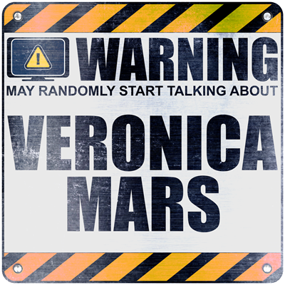 Warning: Veronica Mars