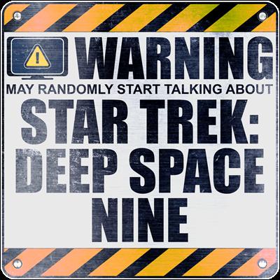 Warning: Star Trek: Deep Space Nine