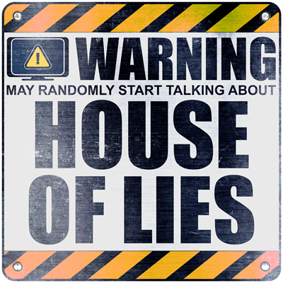 Warning: House of Lies