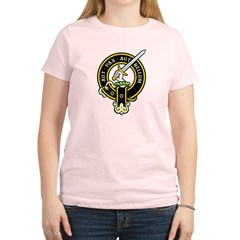 Clan Gunn black Women's Light T-Shirt