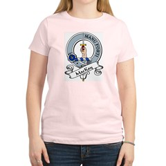 MacKay Clan Badge Women's Light T-Shirt