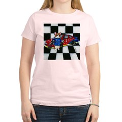 Start Your Engines! Women's Light T-Shirt